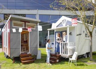 NEW HOUSING 2020: Europas größtes Tiny House Festival in der Messe Karlsruhe